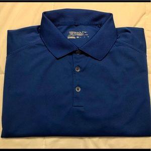 3 PACK! 3 Adidas/ Nike Golf Polo Shirts size XL